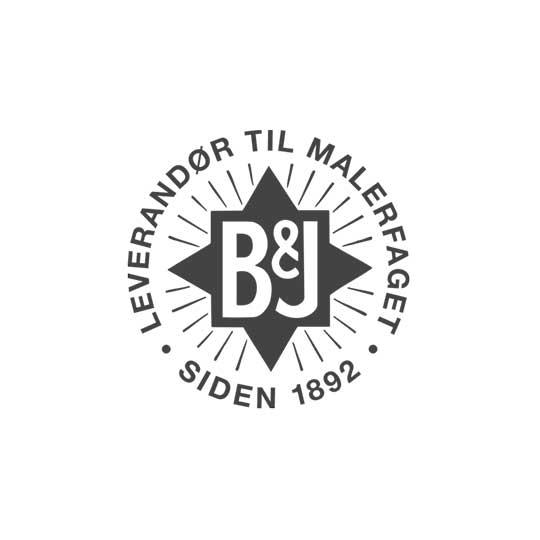 Beck og Jørgensen maling logo