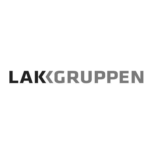 LAKgruppen logo