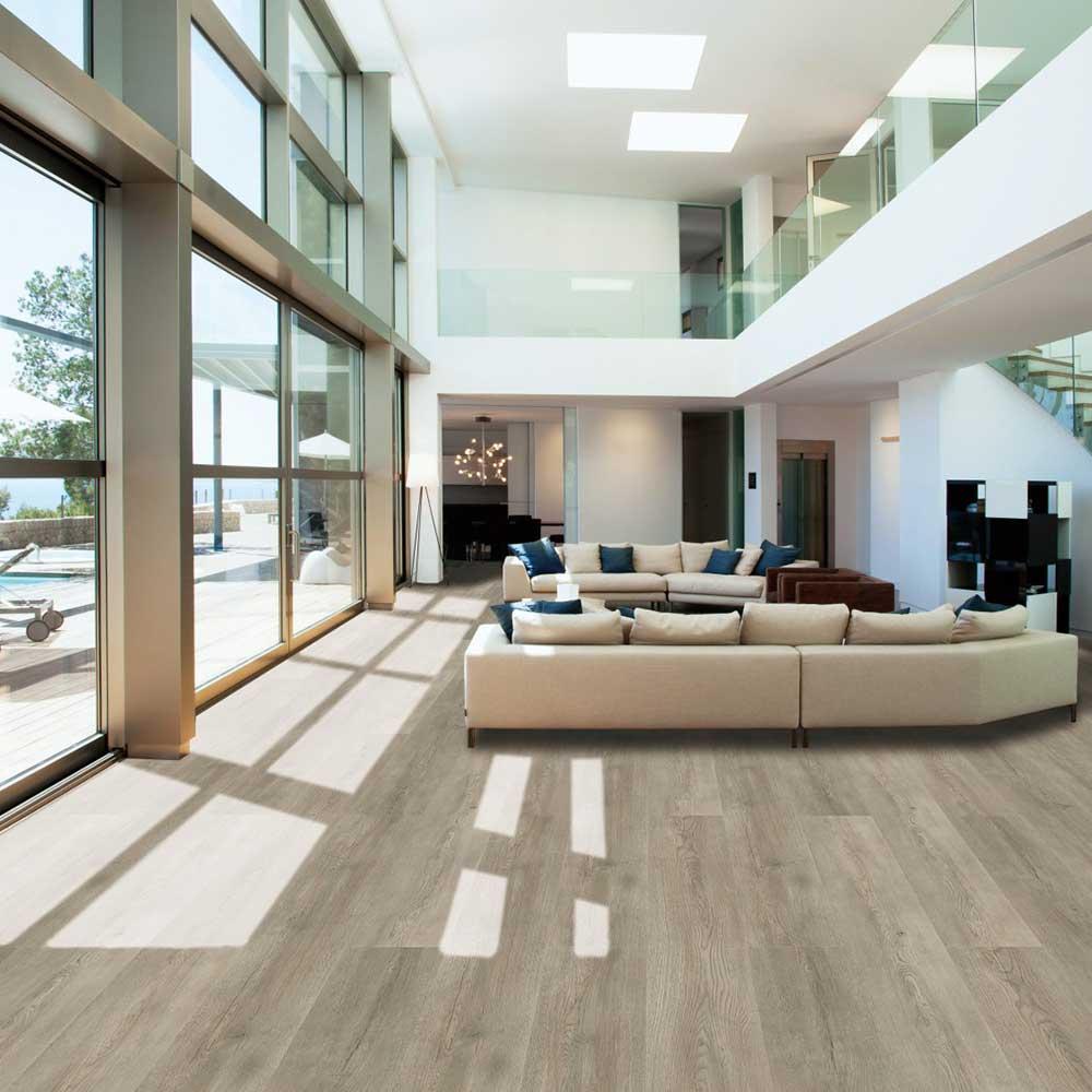 Flotte LVT gulve til kontorer og storrum