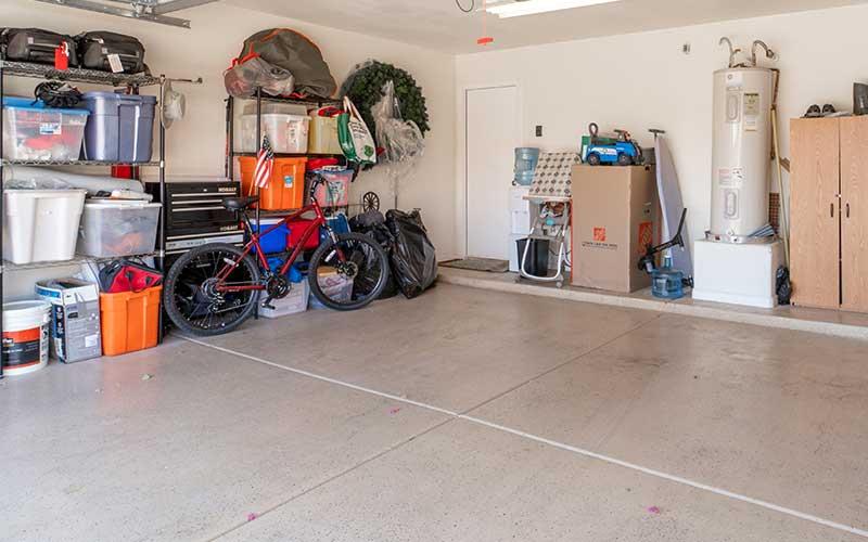 Gulvlaegger til epoxy garage