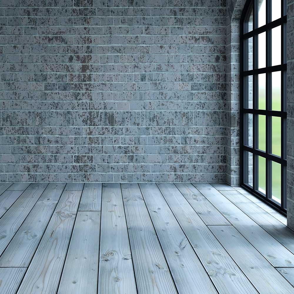 Maling af indendørs trægulve